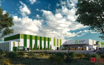 Екологічність та інновації: за проєктом Інституту Проєктування «КОМФОРТБУД» будуватиметься сміттєпереробний завод у Львові
