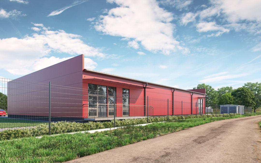 За проєктом Інституту Проектування «КОМФОРТБУД» на Львівщині побудують сучасне м'ясопереробне підприємство
