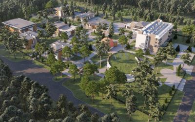 Самый большой в Украине центр для обучения и общения одаренной молодежи построят по проекту Института Проектирования «КОМФОРТБУД»