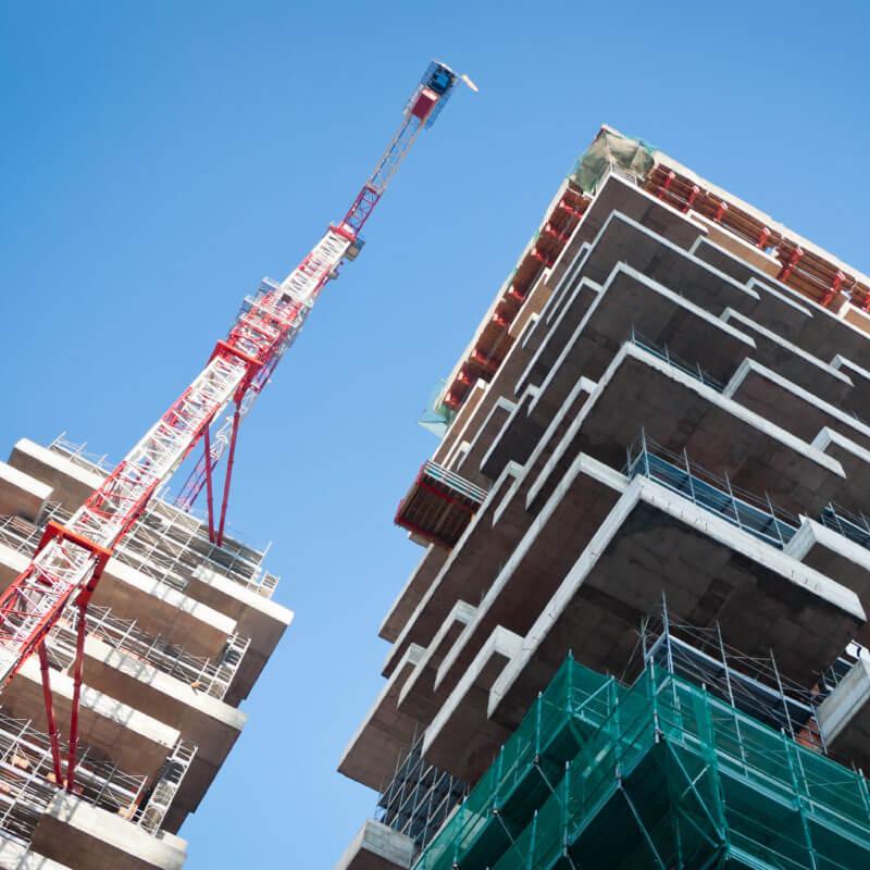 Нове будівництво